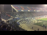Беспорядки на матче Факел - Динамо - Dynamo against Fakel