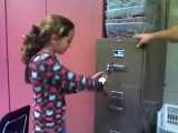 Girl handcuffed yourself young twelve years old