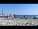 Немного Туапсе. Дикий пляж.