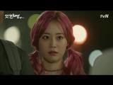 160620 [tvN] Вырезка с Ёнджи