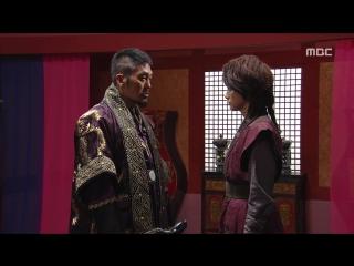 Сделка канцлера Байана и Ён Би Су (Батору)