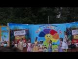 Школа на Ежегодном Детском празднике