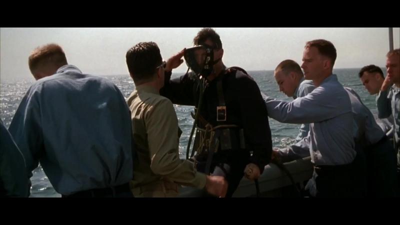 Военный ныряльщик Men of Honor 2000 Русский Трейлер