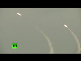 Запуск ракет С-300 Украиной близ границы с Крымом