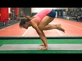Super Flexible and Fit Girl