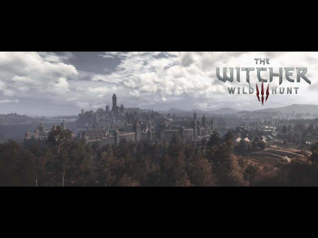 The Witcher Wild Hunt | Game Movie | Russian | Part 2