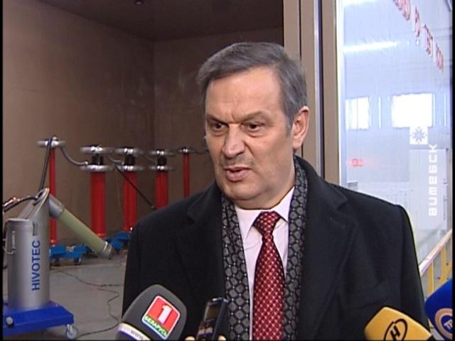 Віцэ прэм'ер А Калінін у Віцебску знаёміўся з работай прыватных прадпрыемстваў 26 10 2016
