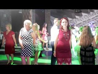 КОШЕЛЯ-VIDEO веселі танці))) Діана та Міша рест.ЛОНГ-СІТІ с.Імстичево DJ ПАШКА LONG