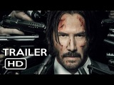 John Wick Chapter 2 Official Trailer #1 (2017) Keanu Reeves Action Movie HD
