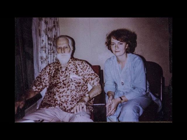 Два хранителя имения Рерихов в Наггаре - У.Айхштадт и А.Адамкова