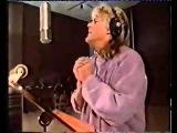 Dieter Bohlen recording MY BED IS TOO BIG