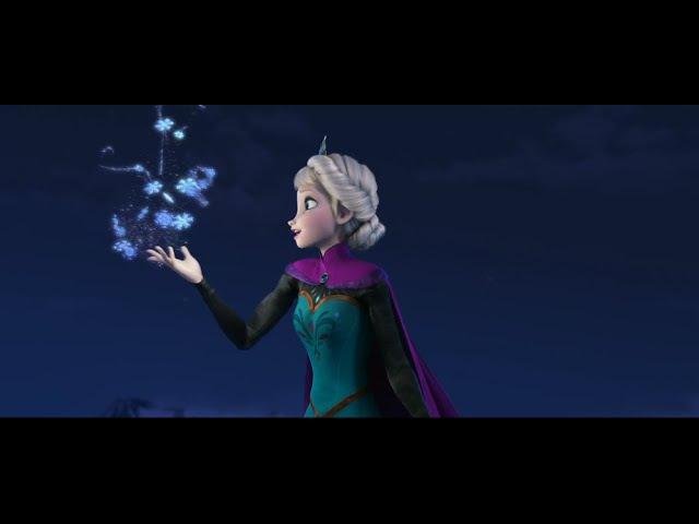 Jalane Hu - Suí tā ba/隨它吧 (Frozen Mandarin)