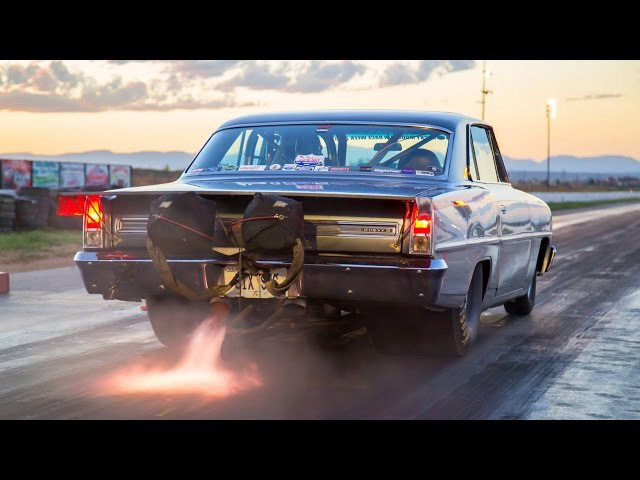 Larry Larson TWIN TURBO Nova - Rocky Mountain Race Week!