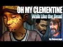 Oh My Clementine Walk Like the Dead Song to Celebrate Walking Dead Season 3