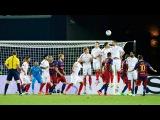Lionel Messi ● Free Kicks Boss - 7 Insane Free Kick Goals ● 15/16