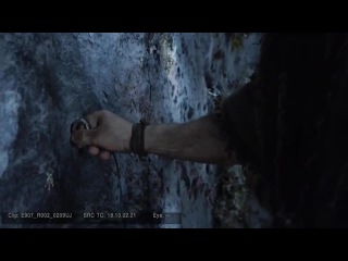 Thorin's key gets stuck (The Hobbit DOS behind the scenes: Richard Armitage)