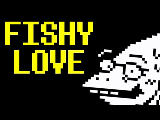 FISHY LOVE UNDERTALE ALPHYS SONG by Griffinilla ft Eile Monty