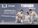 Ummon guruhi - Hammamiz birga nomli konsert dasturi 2016