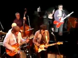 Bill Wyman Charlie Watts Mick Taylor Ronnie Wood BOOGIE FOR STU London 090311