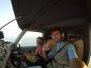 Сургутянин слетал в Крым на самодельном самолете