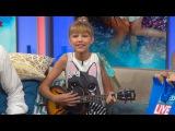 'AGT' Winner Grace VanderWaal Sings For Natalie & Kit!