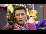 Чжи Чан Ук, Ю Сын Хо, Чо Чже Юн - броманс императора или воина (3)