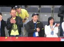 11 y.o. Daniil But scores hat-trick in front of his father, former KHL-er Anton But