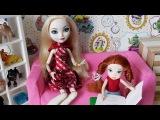 Топ 10 фактов о Барби мультик куклы Эвере Афтер Хай Лайфхак Роза Прохождение игры на русском КШ 32