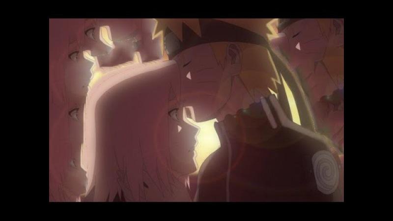 【AMV】 Аниме клип「Naruto and Sakura -Gasoline」 {Наруто и Сакура}