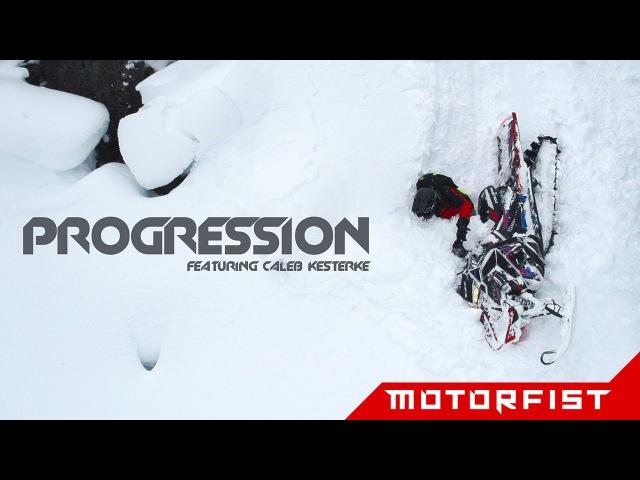 [MOTORFIST[ - Progression - Caleb Kesterke