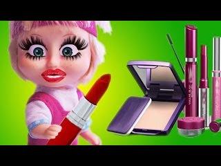 Барби Видео с куклами для девочек Сборник Косметика Маша и медведь Свинка Пеппа
