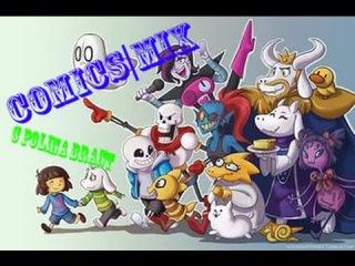 Комикс Микс( Comics Mix) с Polina Brant