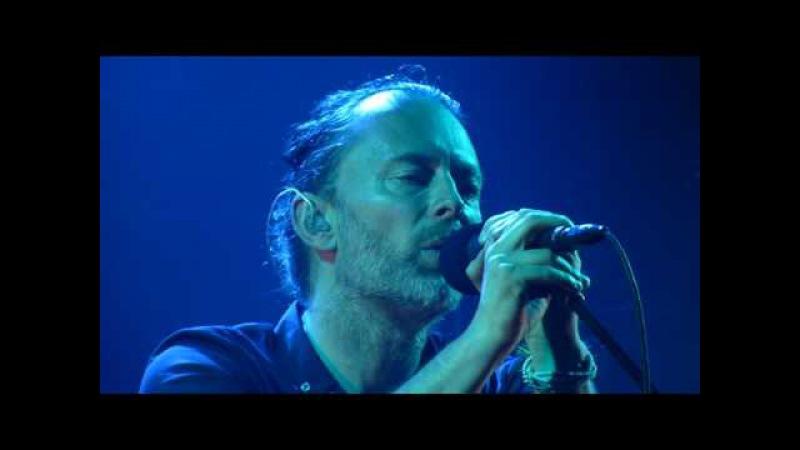 Radiohead - Creep (live Paris Zenith 2016)