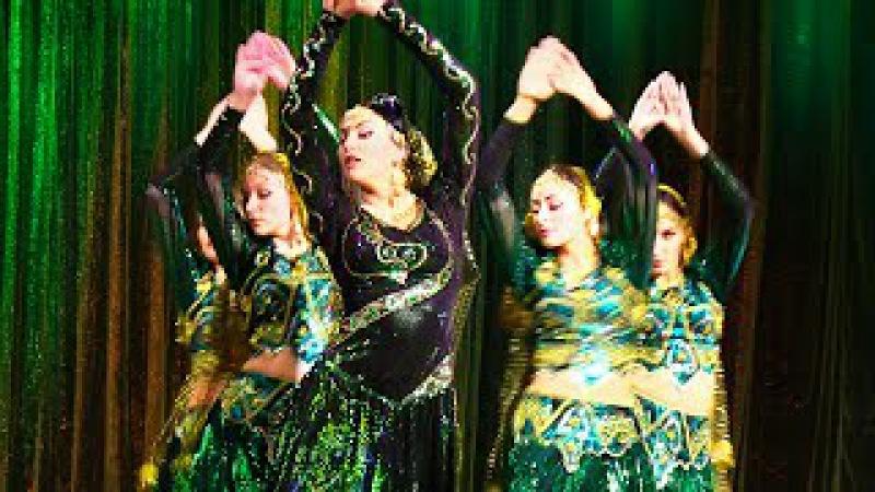Nagina, Indian Dance Group Mayuri