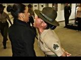 How Female United States Marines Are Made - Marine Corps Female Recruit Boot Camp Training 2016