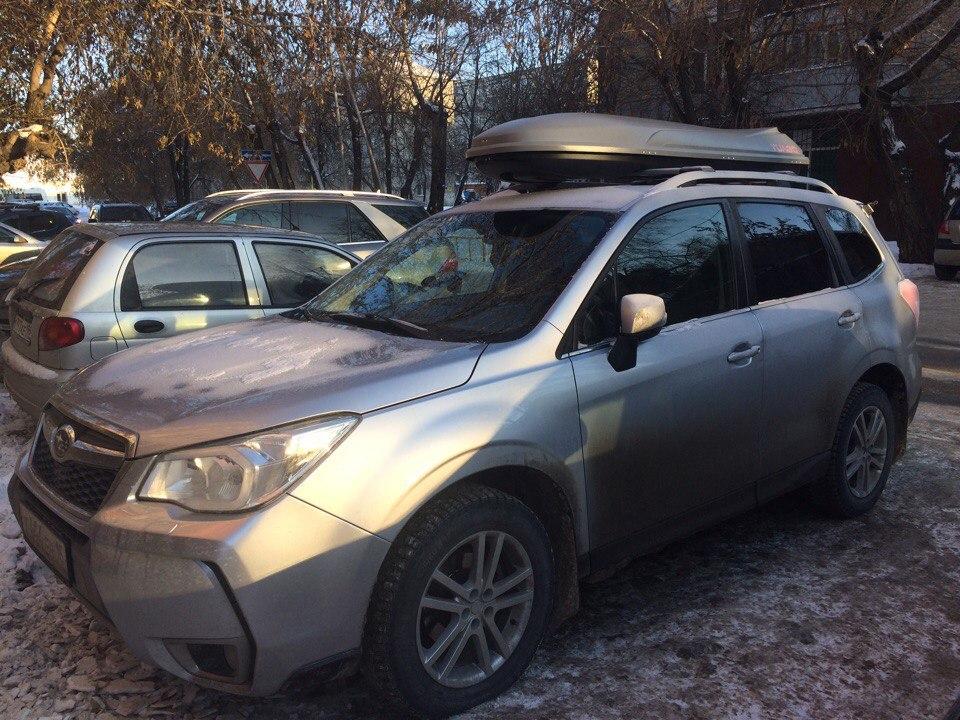 Автобокс на крышу Яго cosmo купить в Тюмени