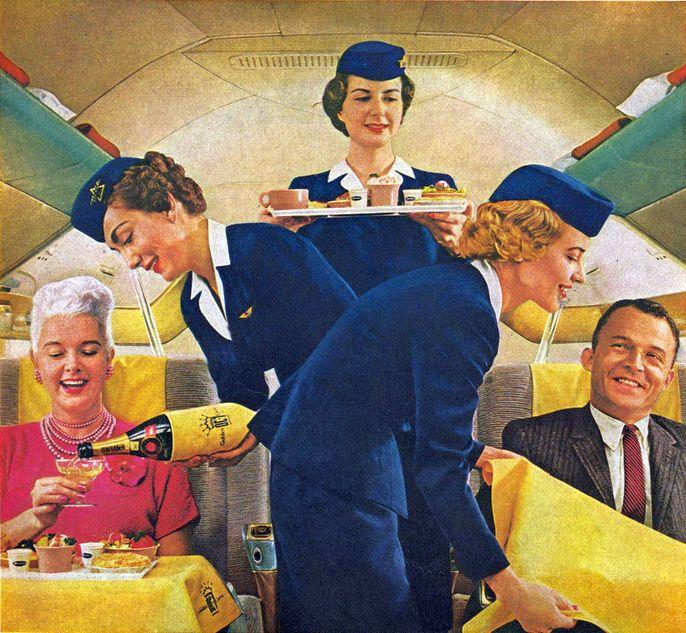 Почему лучше сесть в самолет последним?