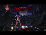 Mortal Kombat XL All Mileena Fatalities, Brutalities, Secrets Brutalities X-Ray  Endings