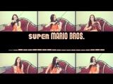 Super Mario Bros | Anastasia Soina | Музыка из игры на скрипке