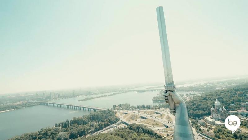 Mother Motherland Monument - Beinside - Keiv - Ukraine