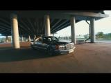 Mercedes-Benz. SE class V8 5.0 w126 _ Drift _ Burnout