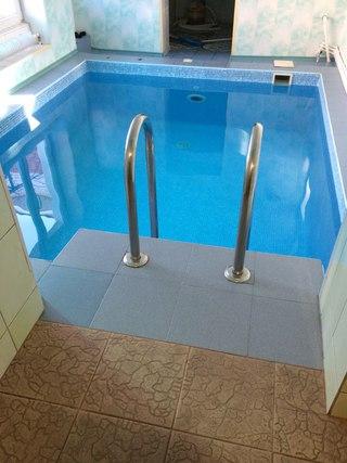 Балаково баня с бассейном