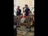 Артём Баранов і Олексій Погорельський