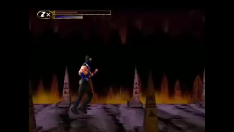 TAS Mortal Kombat Mythologies N64 in 32-14 by Dark Fulgore
