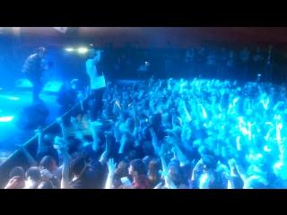 Rickey F & Алфавит Free Fall Moscow 11.12.16