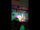 отчетный концерт в школе Рецитал 16.04.2016 Баженова Анастасия 11 лет