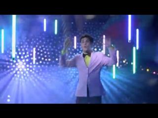 Anahi feat Bryan Amadeus y Ale Sergi - Click Вспышка-Любовь (14.09.11)