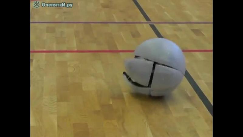 Робот-шарик