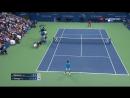 US Open 2016 / 1/4 финала / Новак Джокович Сербия - Джо Уилфред Тсонга Франция /