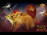~Lion Guard Star Wars rebels animash trailer~